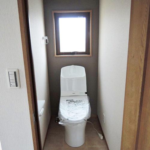 リノベーション後トイレ