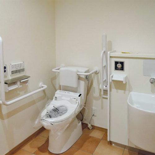 介護施設のトイレリフォーム
